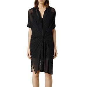 All Saints Alaw Dress US 2